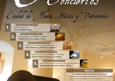 Ciclo de Conciertos 2012