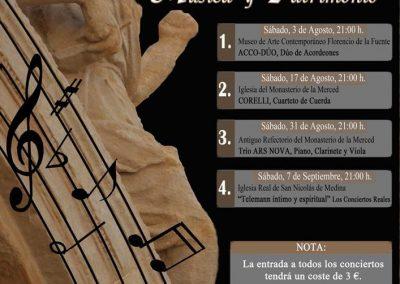 Ciclo de Conciertos 2013