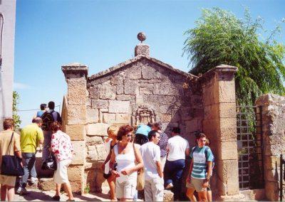 Viaje a Atienza y Sigüenza – 2000
