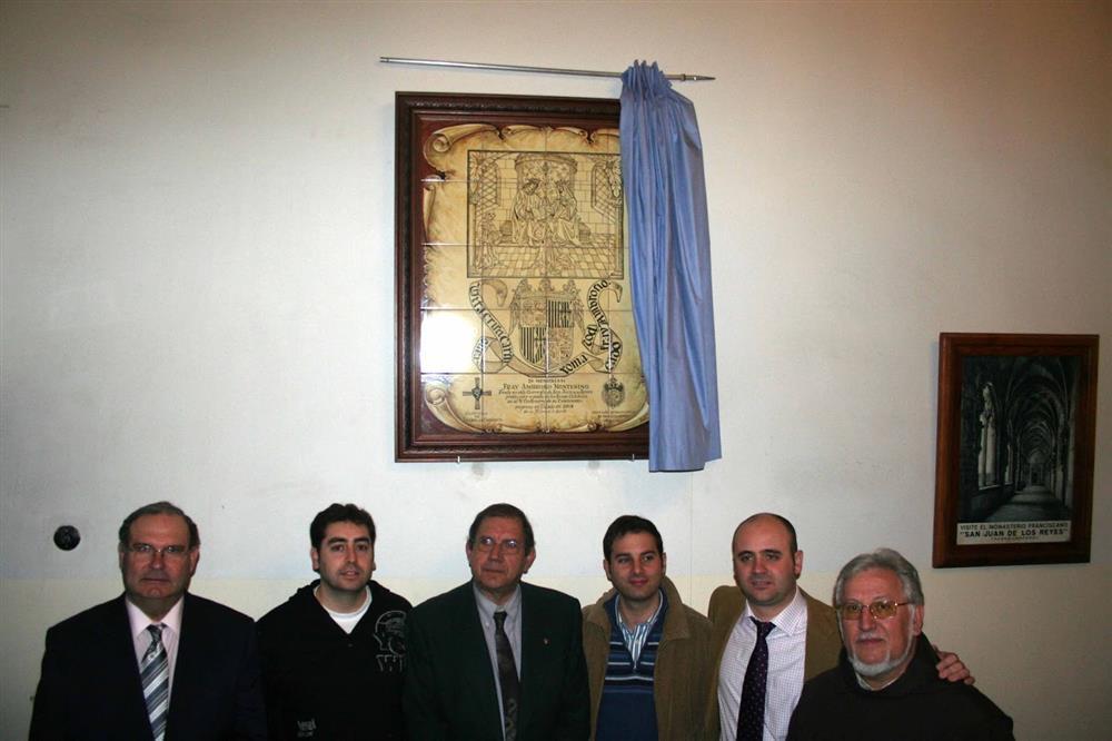 V Centenario de la publicación del cancionero de fray Ambrosio Montesino. Toledo. San Juan de los Reyes – 2009