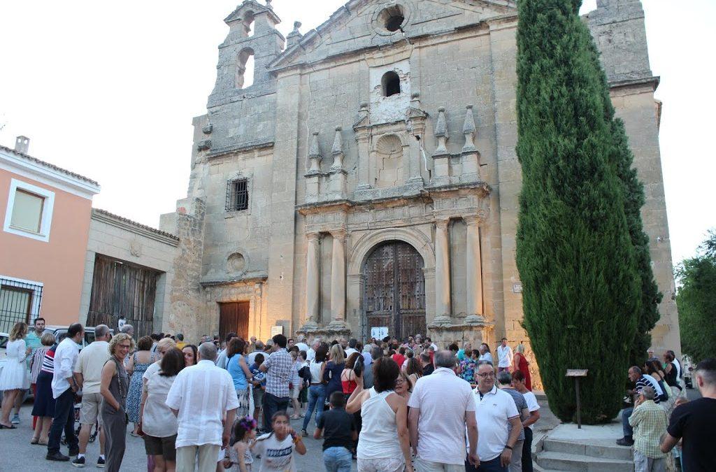 Ícarus triunfa en la iglesia de Santo Domingo