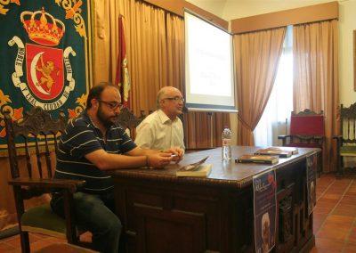 Conferencia de Miguel Romero – 2014