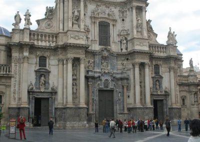 Viaje a Murcia y Cartagena – 2011