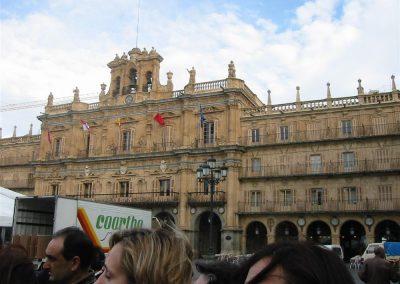 Viaje a Salamanca – 2002